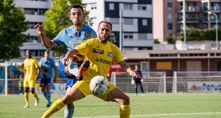 Le FC La Chaux-de-Fonds écrase la lanterne rouge