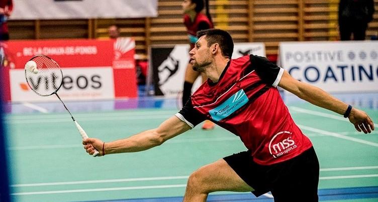 Badminton : La Chaux-de-Fonds partage l'enjeu