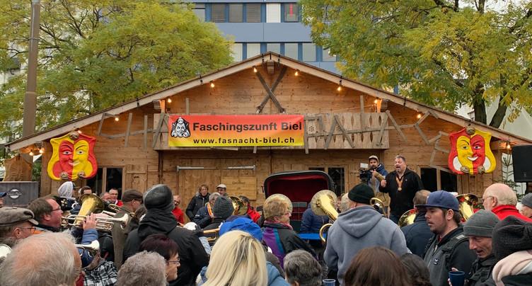 Le carnaval de Bienne est lancé