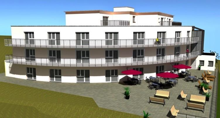 Une nappe phréatique perturbe le projet du nouveau home à Corgémont