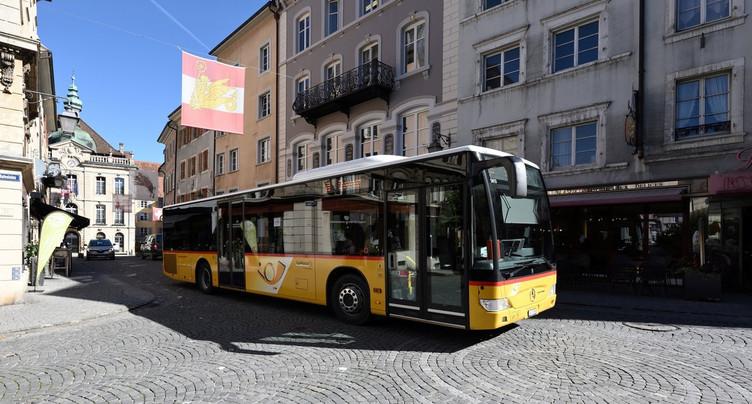 Des sièges seront installés à certains arrêts de bus