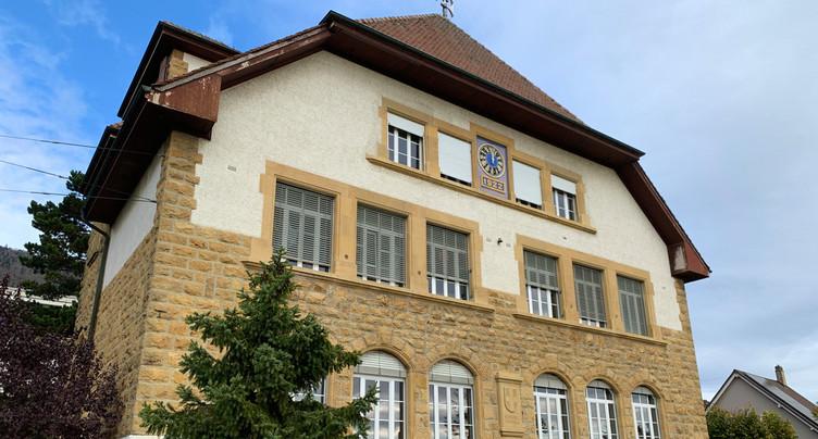 Hauterive: le référendum contre la destruction du vieux collège a abouti