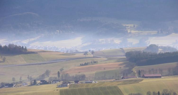 Une zone à bâtir trop grande pour les besoins du Jura