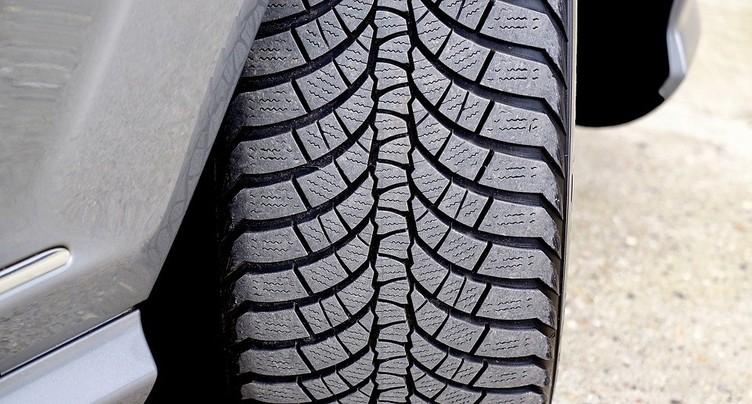 Le choix des pneus peut avoir une influence sur le bruit routier