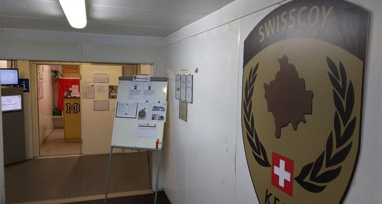 SWISSCOY, 20 ans au Kosovo : l'organisation (1/5)