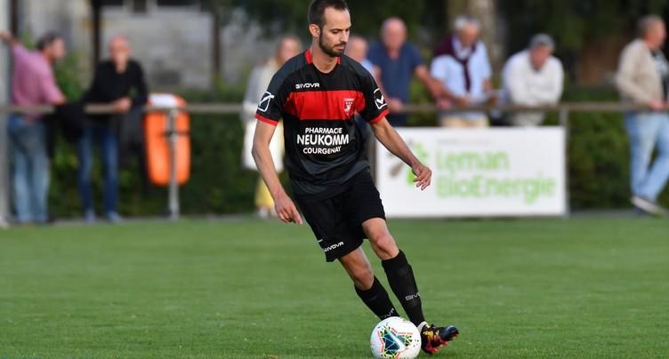 Le FC Ajoie-Monterri prend la tête