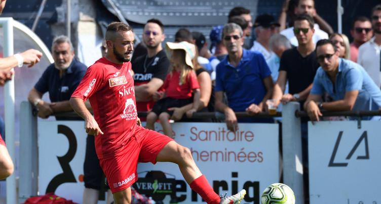 Le FC Bienne se sépare de Frédéric Tosato