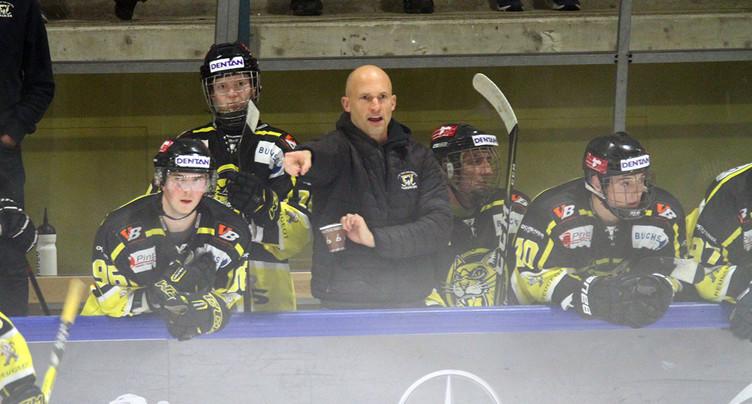 Sandy Jeannin quitte le CP Fleurier pour Fribourg Gottéron