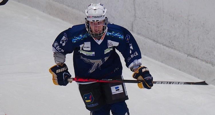 La Neuchâtel Hockey Academy enchaîne