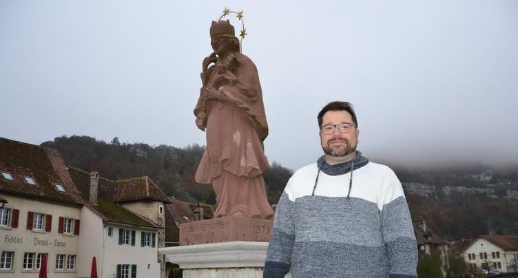 Un nouveau diacre permanent dans le Jura pastoral