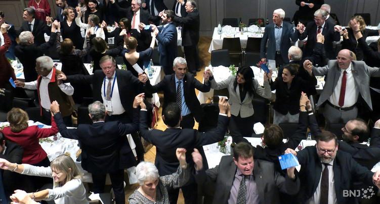 Repas de St-Martin et Rauracienne pour les membres de l'assemblée parlementaire de la francophonie