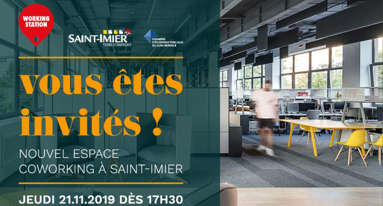 St-Imier se met au co-working