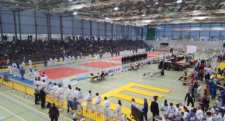 Cinq médailles pour les judokas régionaux