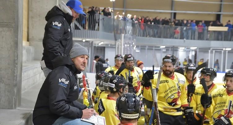 Le HCFM et Uni-Neuchâtel inversent leurs duels en coupe et championnat