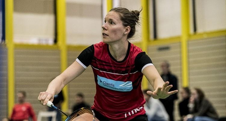 Un Swiss Open pas comme les autres pour Sabrina Jaquet