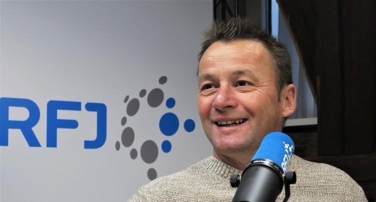 Frédéric Lovis quitte le législatif cantonal
