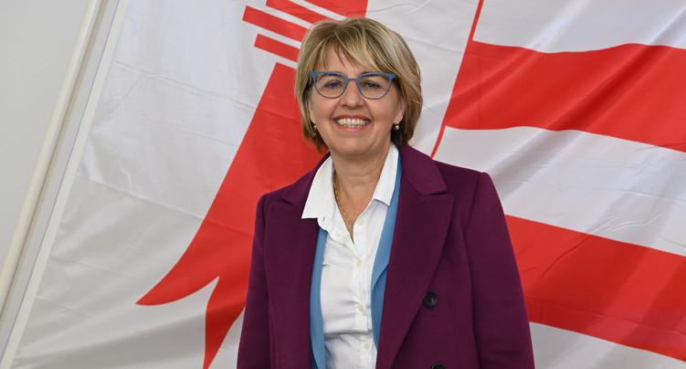 Elisabeth Baume-Schneider élue scrutatrice de la Chambre des cantons