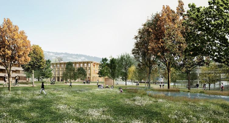 Feu vert au crédit d'études pour les Arquebusiers à Delémont