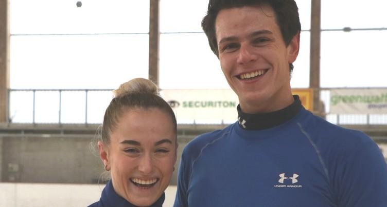 Fin de parcours pour Alexandra Herbrikova et Nicolas Roulet