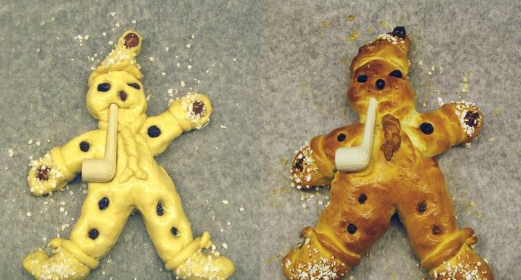 Le Grittibenz : star des boulangeries