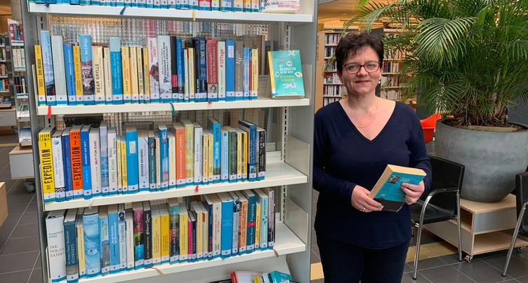 Une touche plus féminine et romande à la Bibliothèque de la Ville de Bienne
