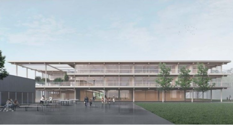 « Belvedere », la première école du 21e siècle à Bienne