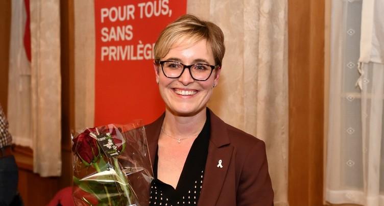 Rosalie Beuret acclamée par le PSJ
