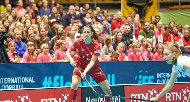 Unihockey: la Suisse réussit ses débuts à Neuchâtel