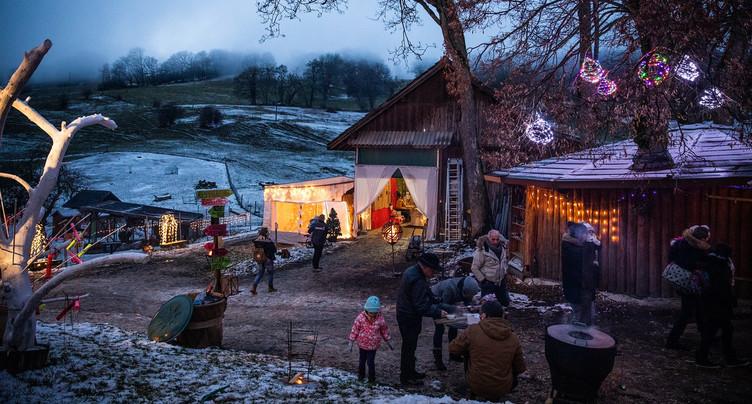 Les lumières du village du Père Noël vont s'éteindre