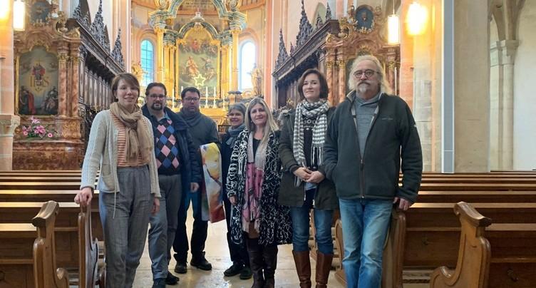 Coup d'envoi des festivités à St-Ursanne