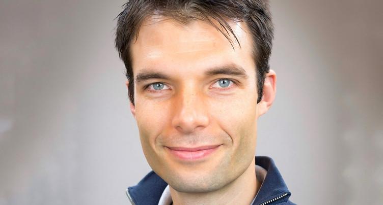 Le Prix Nexans 2019 à Sylvain Weber