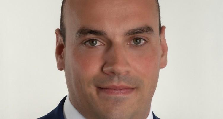 UDC : Thierry Brechbühler vice-président