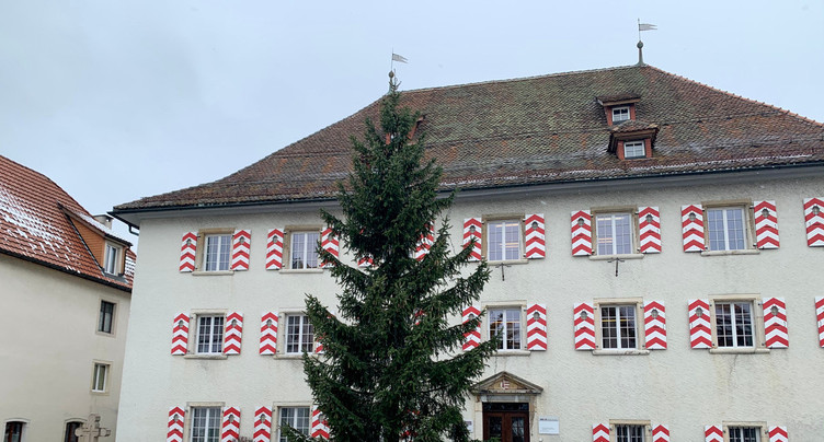 Acheter son sapin de Noël dans le Jura, une habitude qui évolue