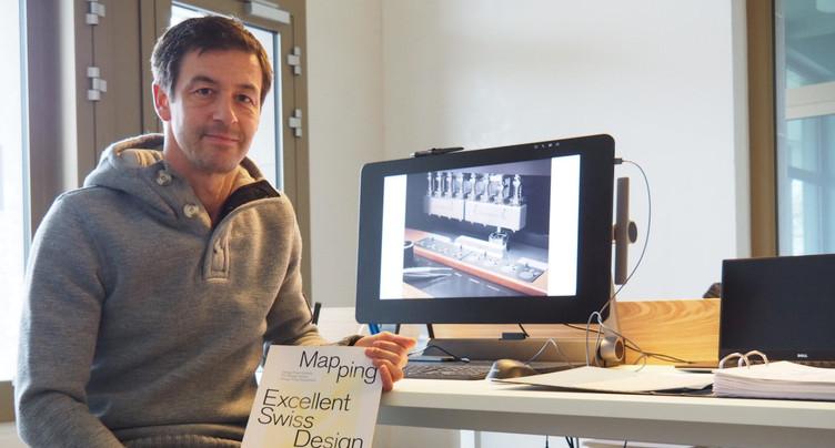 Sorti(e) de boîte - Damien Regamey Industrial Design