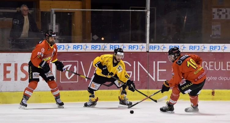 Le HC St-Imier passe à côté du derby
