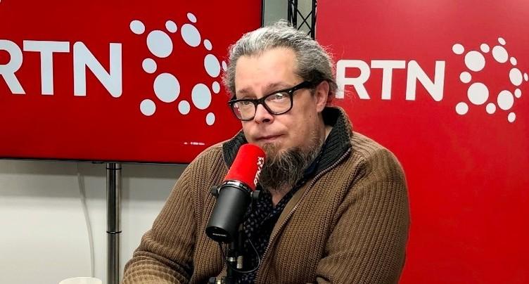 Matthieu Béguelin quitte le Conseil du public de la RTS