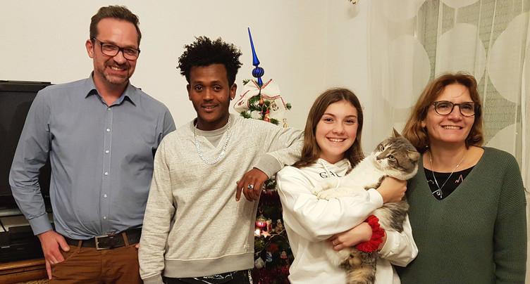 Robel, jeune Érythréen intégré dont la Suisse ne veut plus