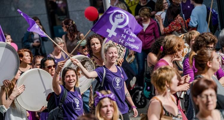Six mois après la grève féministe, le combat se poursuit