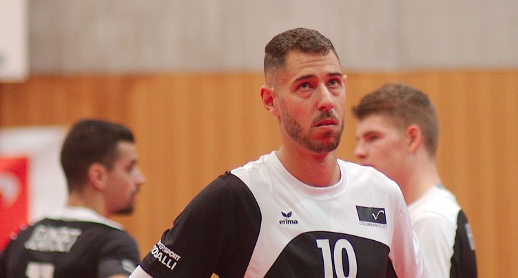 Week-end à oublier pour Colombier Volley