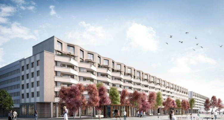 Les travaux du Centre Esplanade vont débuter à Bienne