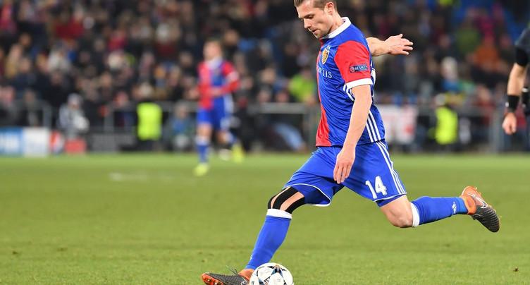 Tirage clément pour le FC Bâle