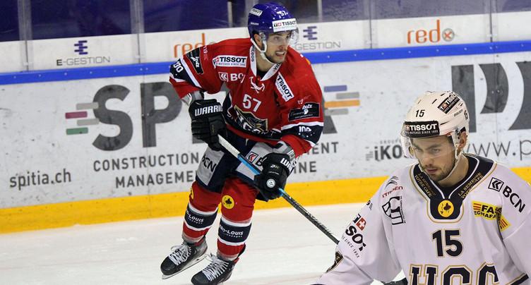 Samuel Grezet rejoint les rangs du HC Uni
