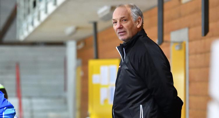 Peter Oppitz quittera le HC Moutier en fin de saison