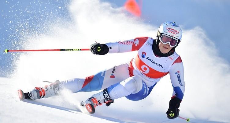Mélanie Meillard met un terme prématuré à sa saison