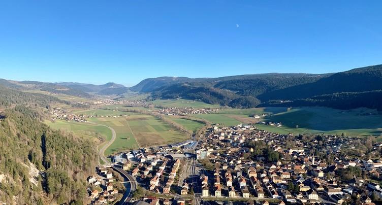 Une association yverdonnoise veut créer un parc naturel Balcon du Jura – Val-de-Travers