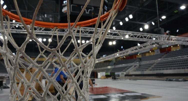 La finale de la Coupe de Suisse de basketball ne se jouera pas à Bienne