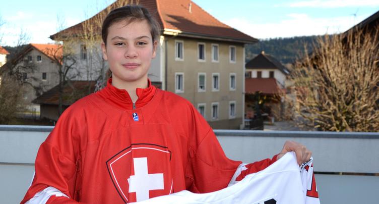 Jade Surdez et la Suisse échouent en demi-finale