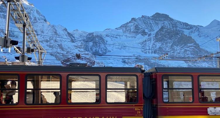 Des montagnes et un maximum de soleil dans vos photos de la semaine