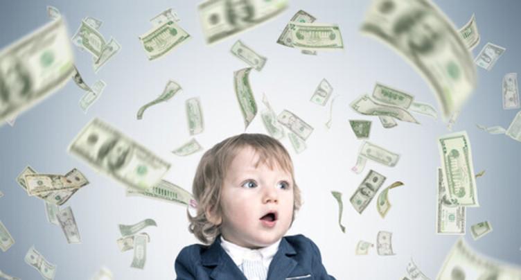 L'argent fait-il le bonheur d'après les enfants?