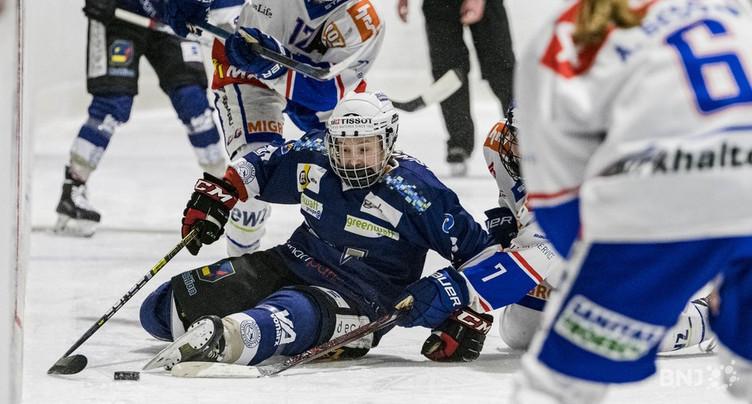 Reprise difficile pour la Neuchâtel Hockey Academy